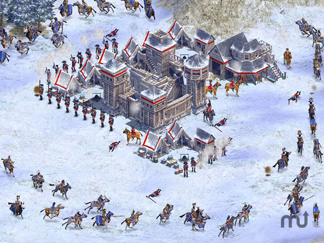 Screenshot 1 for Rise of Nations