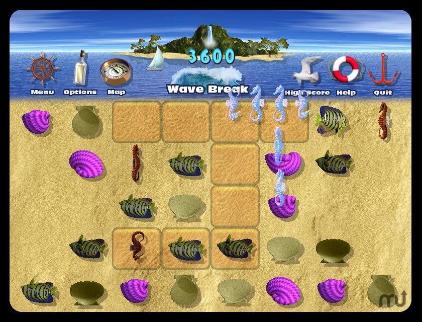 Screenshot 1 for Shell Whirl