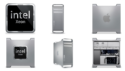 Screenshot 1 for MacPro Icons (Intel Xeon)