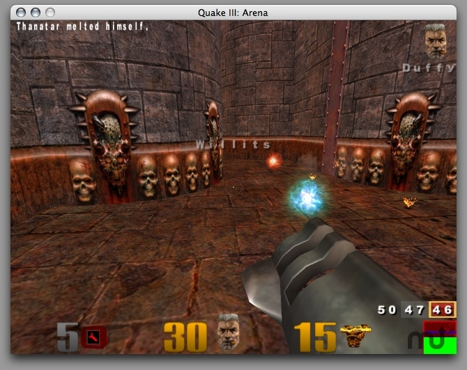 Screenshot 1 for ioquake3