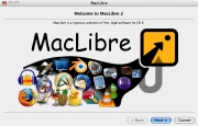 Screenshot 1 for MacLibre