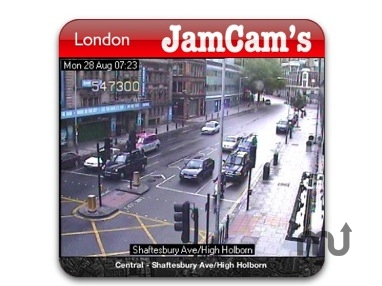 Screenshot 1 for London JamCam's Widget