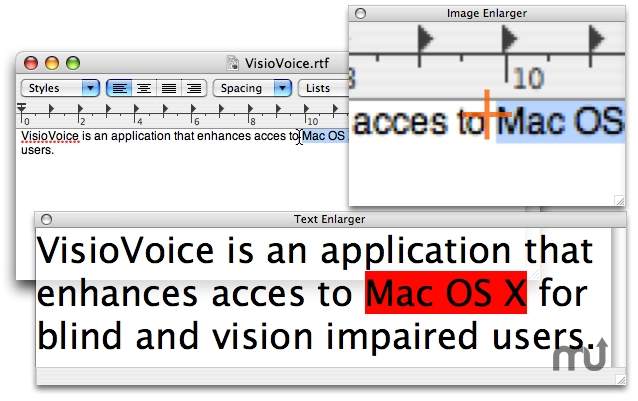 Screenshot 1 for VisioVoice