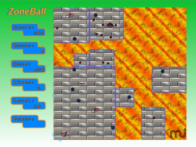 Screenshot 1 for ZoneBall