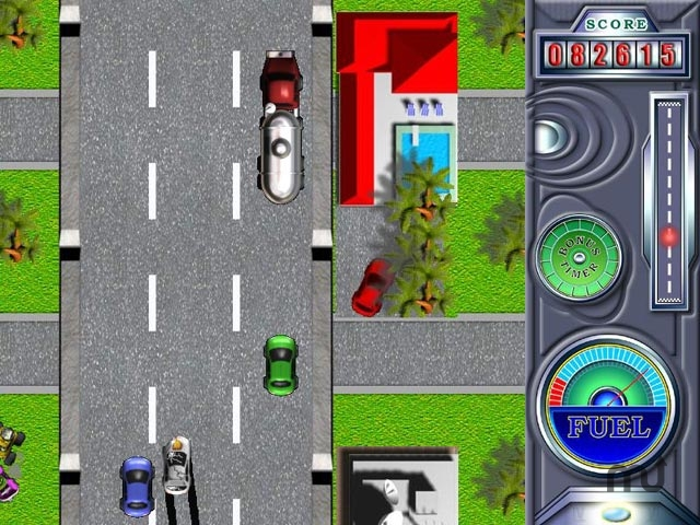 Screenshot 1 for Road Rush
