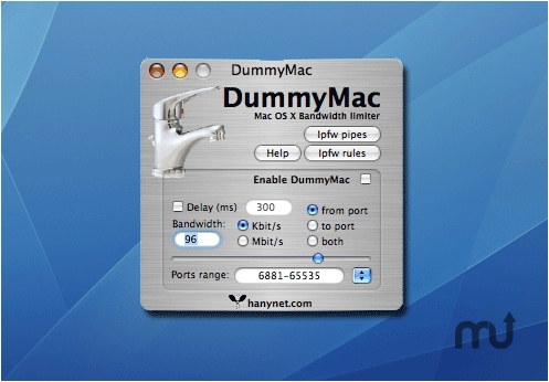 Screenshot 1 for DummyMac