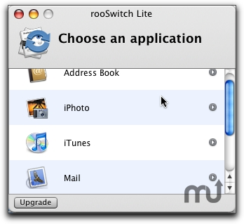 Screenshot 1 for rooSwitch Lite