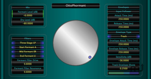 Screenshot 1 for OttoPhormant