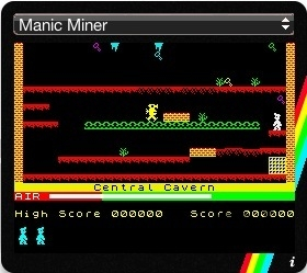 Screenshot 1 for ZX Spectrum