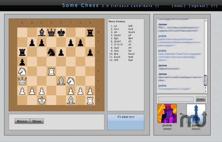 Screenshot 1 for Some Chess