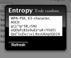 Screenshot 1 for Entropy