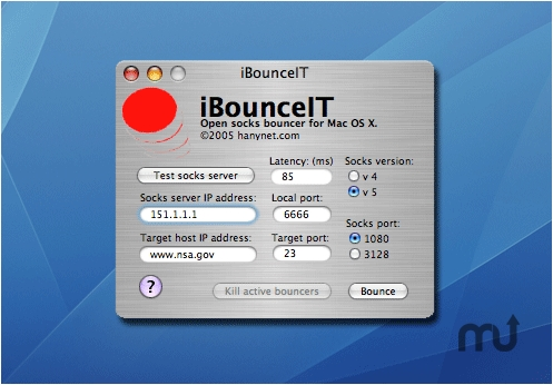 Screenshot 1 for iBounceIT