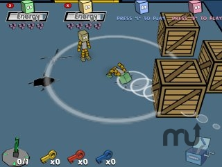 Screenshot 1 for BlockHeads Clash