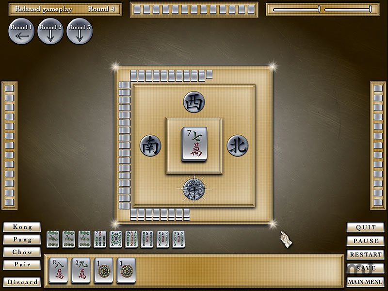 Screenshot 1 for MahJong Tradition
