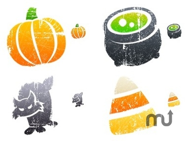 Screenshot 1 for Litho Halloween Icons