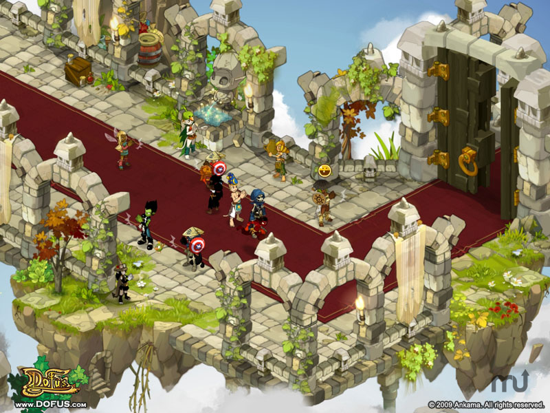 Screenshot 1 for Dofus