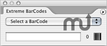 Screenshot 1 for Cacidi Extreme BarCodes