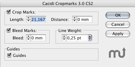 Screenshot 1 for Cacidi Cropmarks