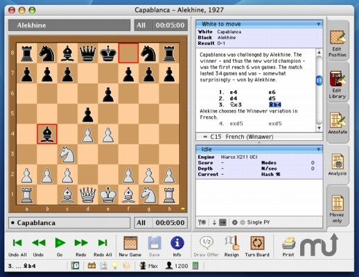 Screenshot 1 for Sigma Chess