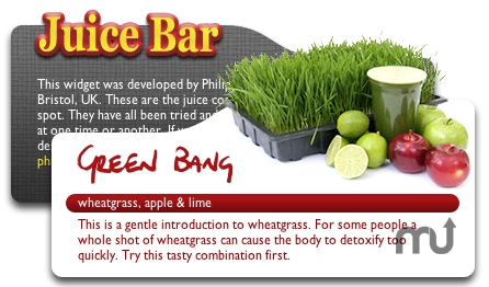 Screenshot 1 for Juice Bar