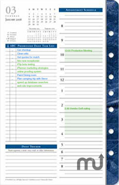 Screenshot 1 for iPlanner