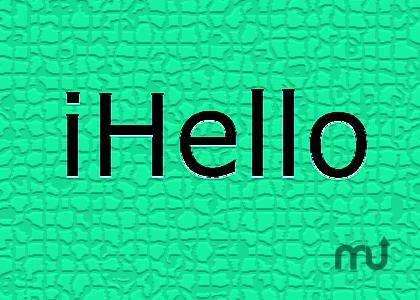 Screenshot 1 for iHello