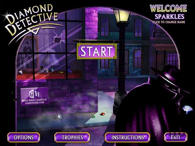 Screenshot 1 for Diamond Detective