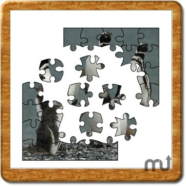 Screenshot 1 for MacPips Jigsaw Puzzle Widget