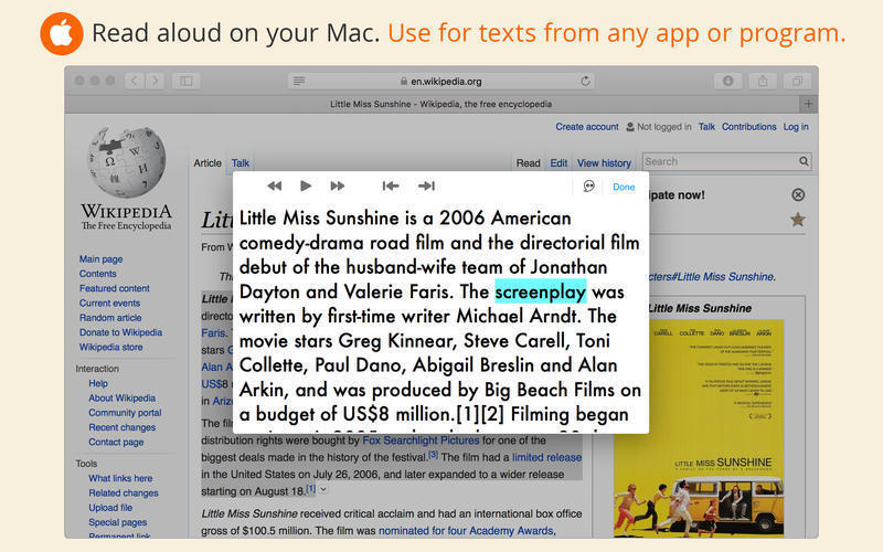 Screenshot 1 for GhostReader
