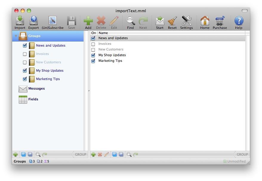 MacMassMailer for Mac | MacUpdate