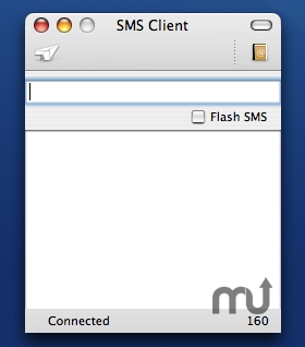 Screenshot 1 for SMS Client