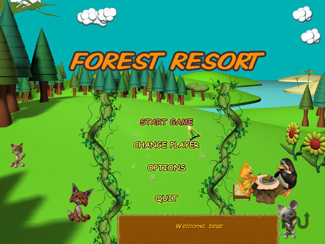 Screenshot 1 for Forest Resort