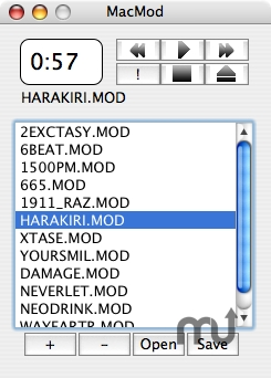 Screenshot 1 for MacMod