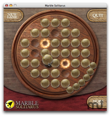 Screenshot 1 for Marble Solitarus