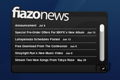 Screenshot 1 for Fiazo News