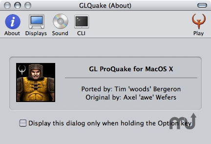 Screenshot 1 for ProQuake