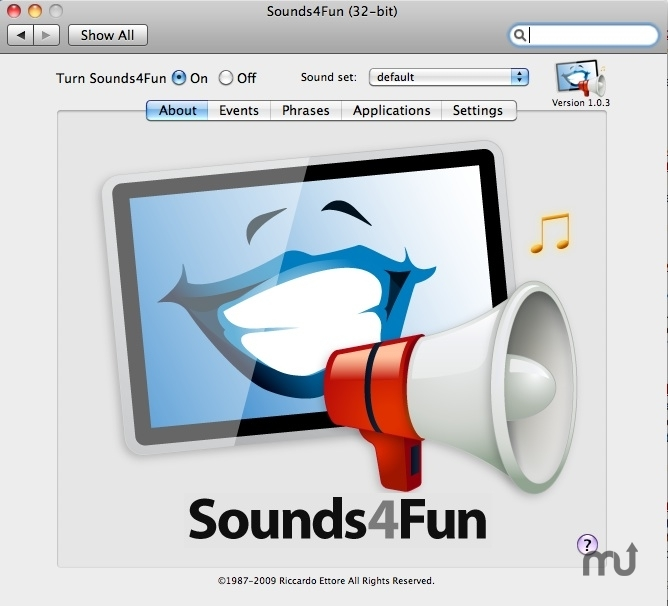 Screenshot 1 for Sounds4Fun