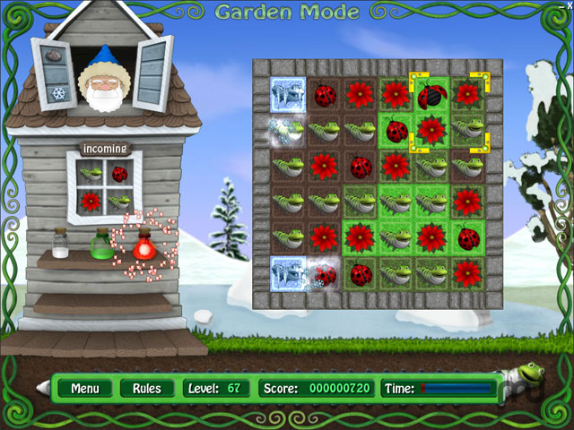 Screenshot 1 for Enchanted Gardens