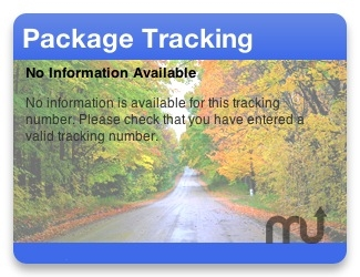 Screenshot 1 for Package Tracking