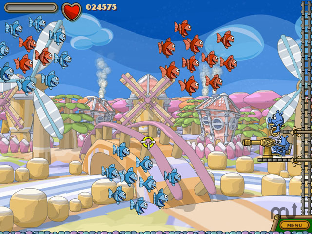 Screenshot 1 for Zak & Jack in Showdown at Monstertown