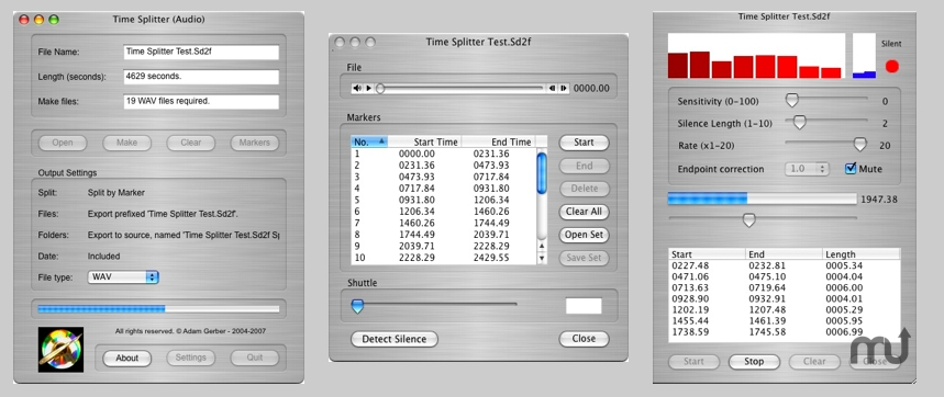 Screenshot 1 for Time Splitter Audio