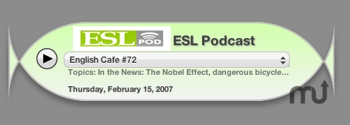 Screenshot 1 for ESL Podcast
