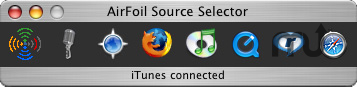 Screenshot 1 for Airfoil Source Selector