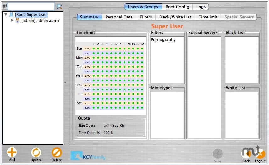 Screenshot 1 for KEYfamily