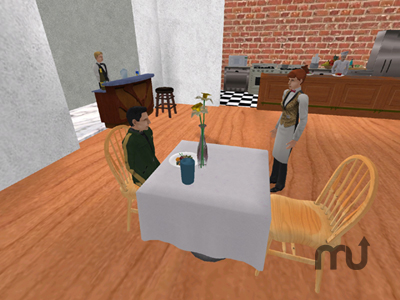 Screenshot 1 for The Restaurant Game