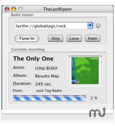 Screenshot 1 for TheLastRipper