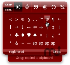 Screenshot 1 for Symbol Caddy