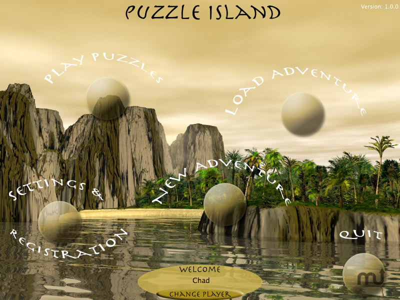 Screenshot 1 for Puzzle Island