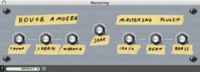 Screenshot 2 for Rogue Amoeba Mastering Plugin