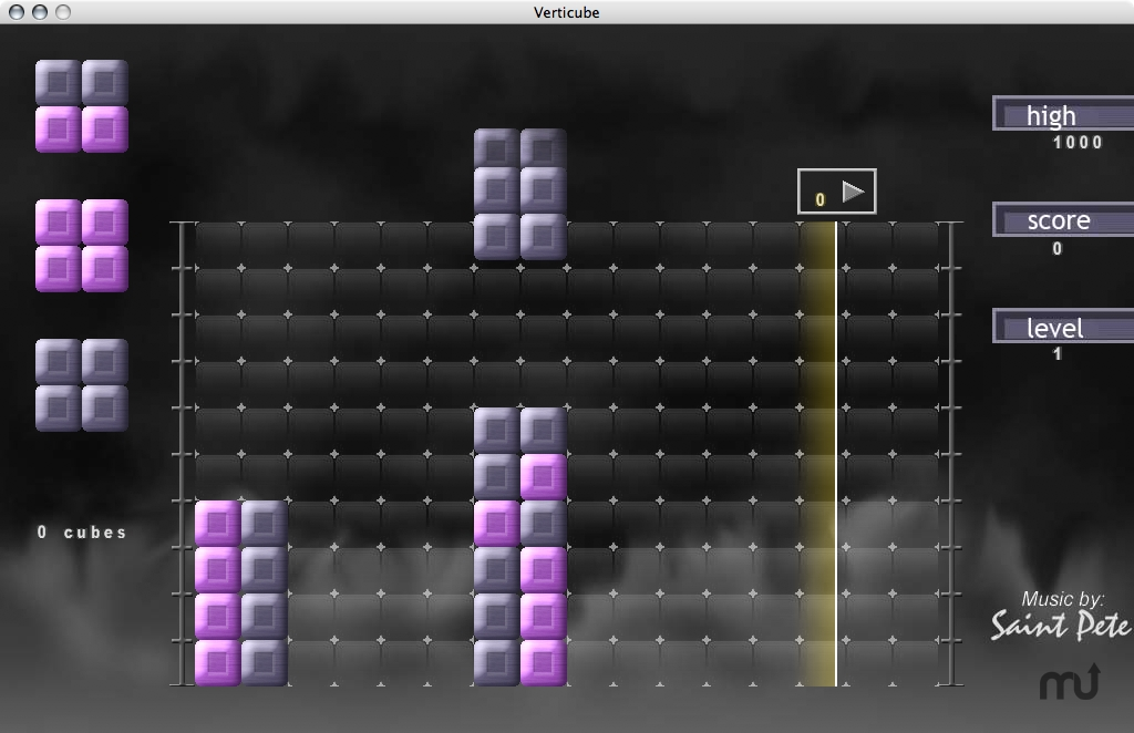 Screenshot 1 for Verticube